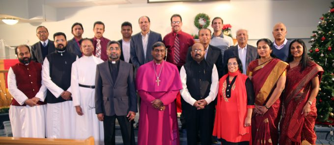 BCMC Office bearers with dignitories