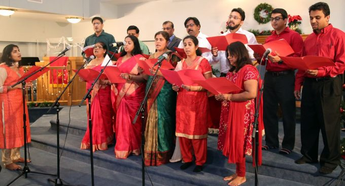 St. Peter's Marthoma Church Choir