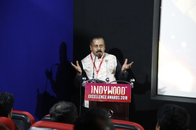 Indywood Founder Director Sohan Roy
