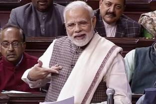 modi-in-parliament-pti
