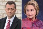 Controversial FBI agent co-wrote initial draft of explosive Comey letter reopening Clinton email probe