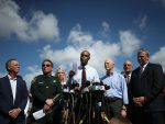 Officials Hold Surreal Morning-After Press Conference On Florida School Mass Shooting