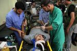 Dozens treated for breathing problems after raids on Syria's Ghouta