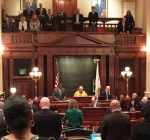 Illinois Senate & House opened with Hindu prayers