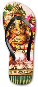 Upset Hindus seek apology as Etsy sells Ganesh Flip Flops after removing Ganesha Toilet Seat