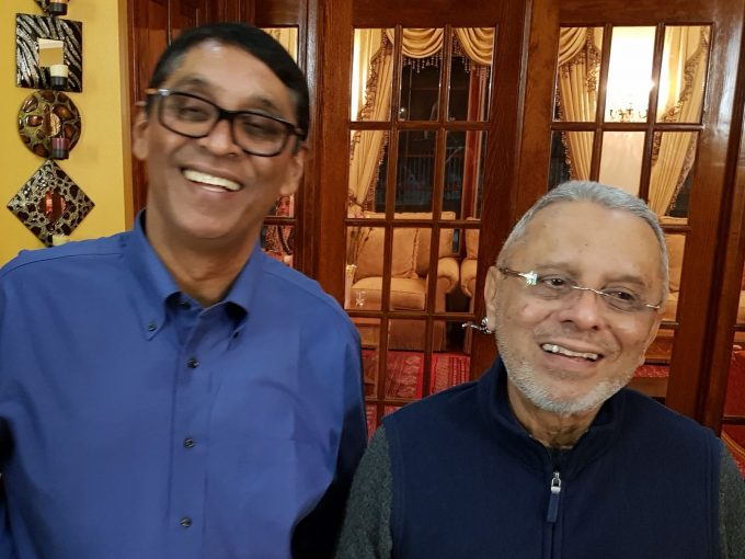 Thangal with naseer