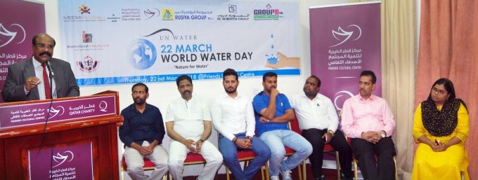 WORLD WATER DAY 2018 MARKED 1