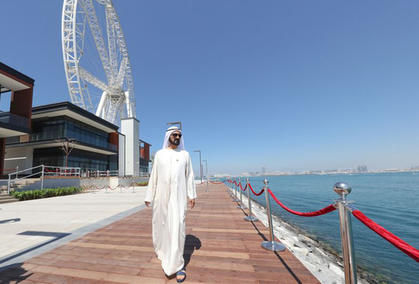 sheikh-mohammed-bluewaters