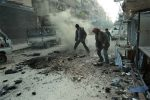 Five civilians killed in Syria regime shelling on IS-held district