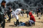 Palestinian dies of wounds, bringing Gaza toll to 40: medics