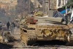 Syria regime retakes new region outside capital