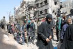 Deal agreed to evacuate Syria's Yarmuk refugee camp: state media