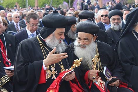 Patriarch and Catholicose