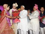 Lalu Yadav's Son Tej Pratap Gets Married, Nitish Kumar Gives Blessings