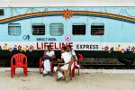 Indian train offers ticket to life-saving care