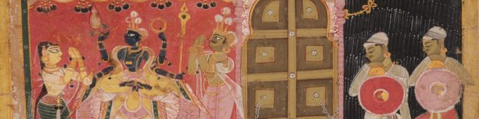 Epic Tales from Ancient India--San Diego Museum of Art