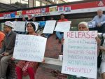 Organizations protested against arrests of activists, journalists and intellectuals in India