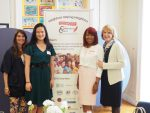 The Community Chest Holds First Women's Leadership Luncheon; First Women's Leadership Awards Presented