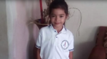 A Six Year Old Girl Alison Jimena Valencia Madrid Breaks Through Immigration Noise With A Phone Number