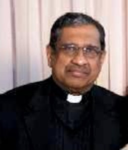rev dr jacob george