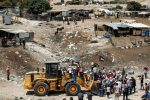 Fears grow Israel set to raze West Bank Bedouin village