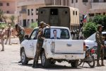 14 dead in south Syria suicide car bomb claimed by IS