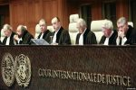 Iran versus US battle to hit UN's top court in August