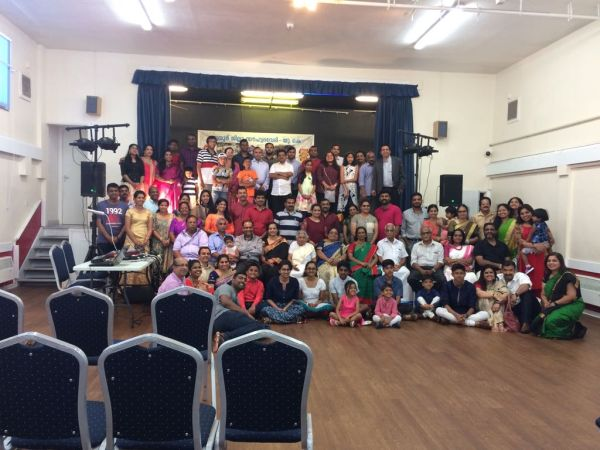 Group Photo From Hemal