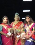 Ms. Prabha Thomas wins Ms. Malayalee MANKA FOKANA 2018
