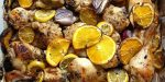 Delectable Oven Roasted Citrus Chicken