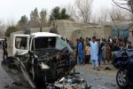 Roadside bomb kills eight Afghan civilians: officials