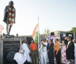 Independence Day at Mahatma Gandhi Memorial