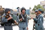 Suicide attack on Afghan police bus kills six: officials