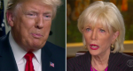 PRESIDENT TRUMP TO LESLEY STAHL IN CONTENTIOUS '60 MINUTES' INTERVIEW — 'I'M PRESIDENT AND YOU'RE NOT'