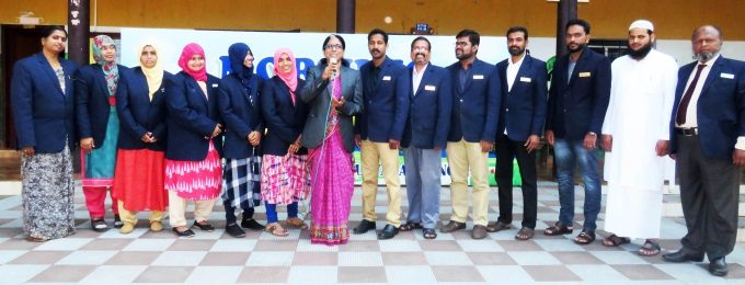 UN DAY MARKED @ TALENT PUBLIC SCHOOL