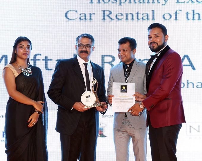 car rental of the year
