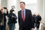 Former FBI Director James Comey says Republicans need to 'stand up' for rule of law after grilling on Capitol Hill