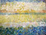 Spring to Appear in Marsha Heller's Exhibition at  Riverside Gallery in Hackensack