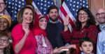 Congresswoman Tlaib Inspires Palestinian-Americans With A Dress And A Hashtag