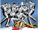 West Bengal: Man beaten to death for protesting against friends' molestation