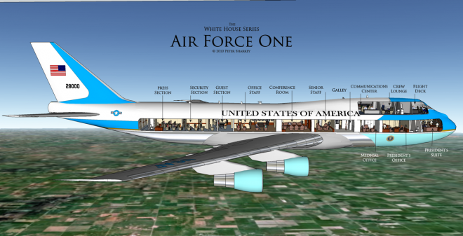 Air Force One 29000 in air2