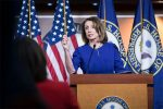 Pelosi says Trump 'just not worth' impeaching