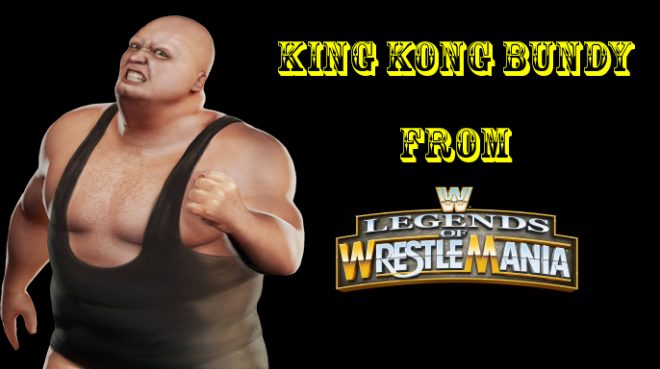 King Kong Bundy From LOW