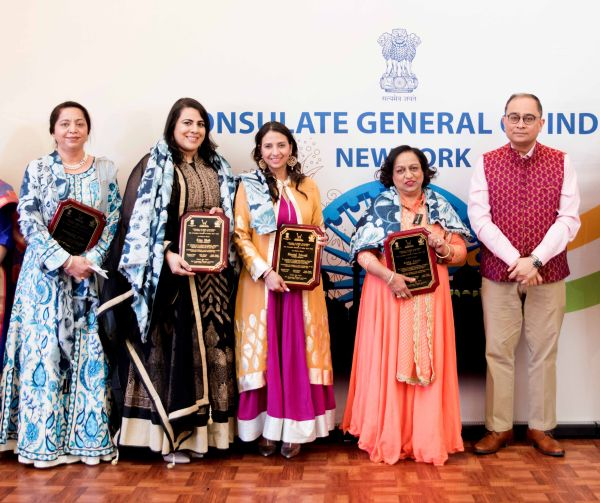 Women Conference at Indian Consulate-1