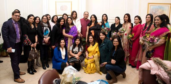 Women Conference at Indian Consulate-2