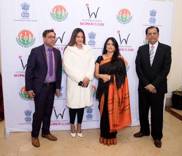 Women Conference at Indian Consulate-4