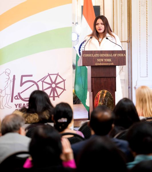 Women Conference at Indian Consulate-7
