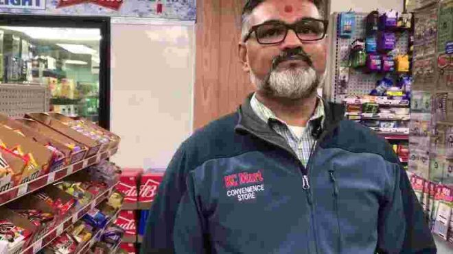 patel store owner