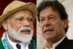 Pakistan Prime Minister Imran Khan says greater chance of peace with India if Modi is re-elected