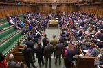 British MPs reject all Brexit alternatives, again